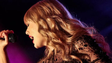 Photo – Taylor Swift Red Album Art Promo