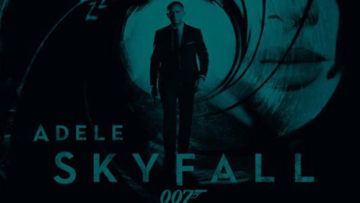 Adele Skyfall Theme Song For James Bond Movie