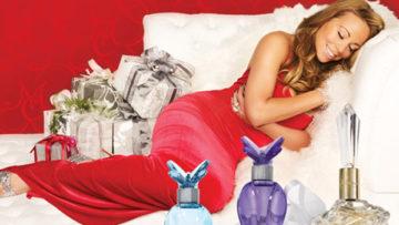Mariah Carey Holiday Gift Guide and Frangrance