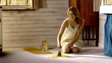 Colbie Caillat in We Both Know music video