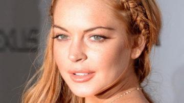 Photo – Lindsay Lohan