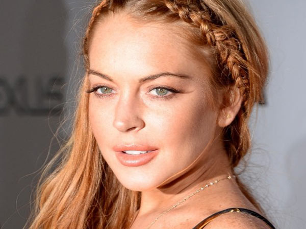 Photo - Lindsay Lohan