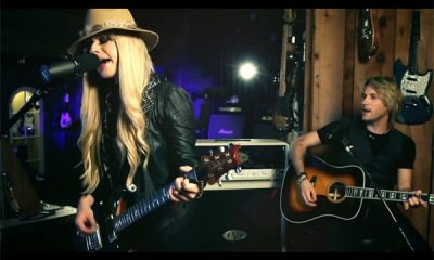 Orianthi In Live Performance Heaven In This Hell