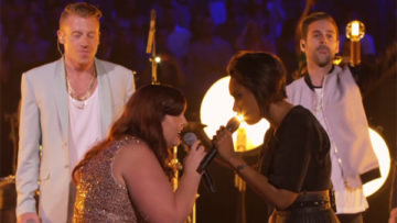 MTV VMA – Macklemore, Ryan Lewis, Mary Lambert and Jennifer Hudson (Same Love) Performance