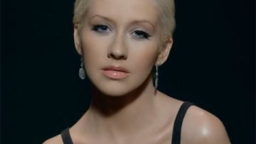 Christina Aguilera Say Something