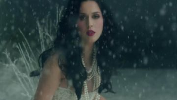 Katy Perry – Unconditionally music video