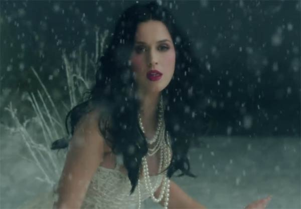 Katy Perry - Unconditionally music video