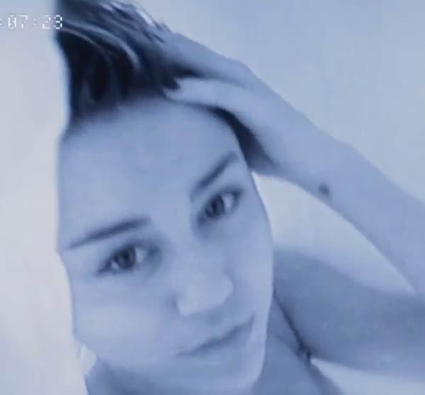 Miley Cyrus Adore You Music Video