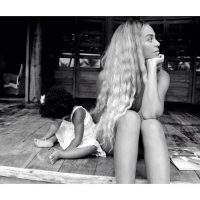 Photo of Beyonce and Blue Ivy