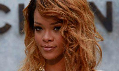 Photo of singer Rihanna