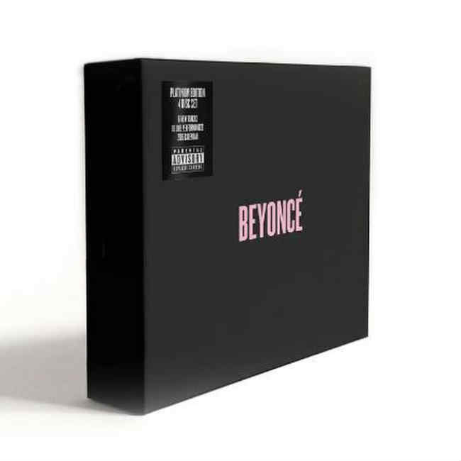 Beyonce Platinum Edition Box Set 2014
