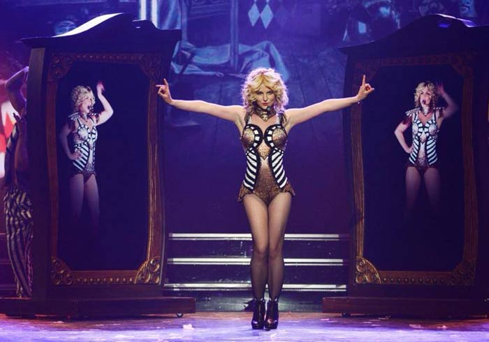 Britney Spears Piece of Me Show