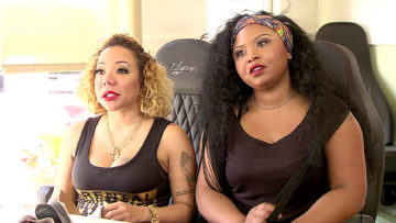 Tiny  and Shekinah Weave Trip episode 1