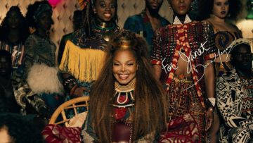 Janet Jackson x Daddy Yankee – Made For Now (Music Video)