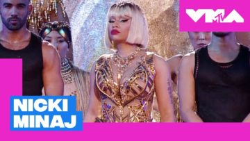 Video 2018 MTV VMAs: Nicki Minaj Performs 'Majesty', 'Barbie Dreams' & More (Live Performance)