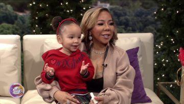 Tiny & Heiress Harris –  Sister Circle (Full Interview)