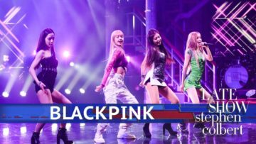 Blackpink Makes US TV Debut and Announce North American Tour