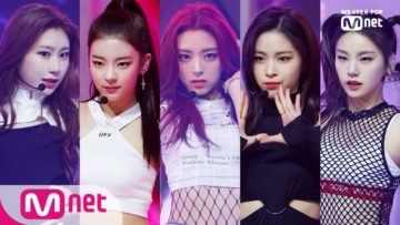 Itzy – Dalla Dalla (Debut Stage Performance on M Countdown)